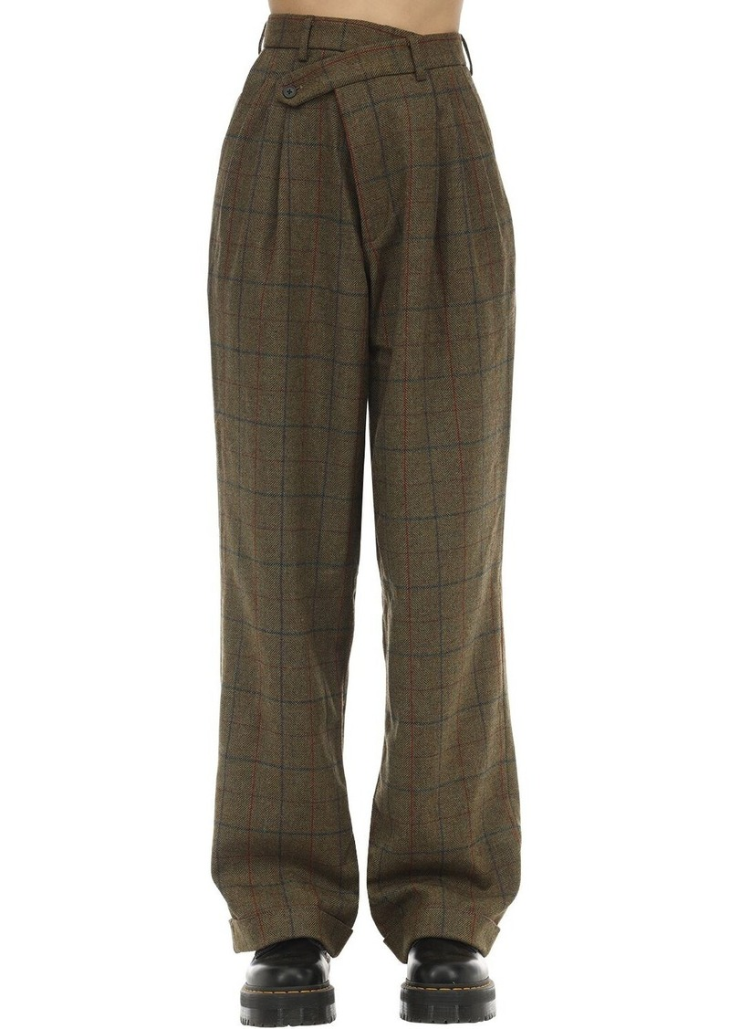 R13 Crossover Lambswool Pants