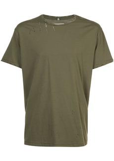 R13 distressed T-shirt
