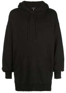 R13 hooded sweatshirt