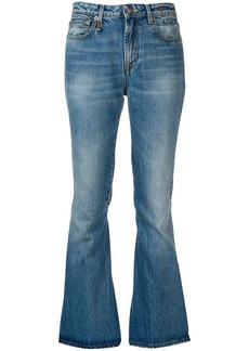 R13 Jasper flared jeans