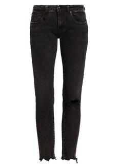 R13 Kate Distressed Skinny Jeans