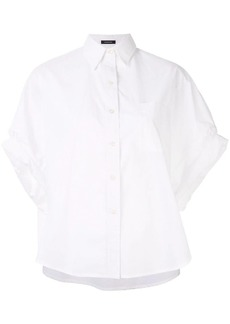 R13 oversized rolled-sleeves Shirt