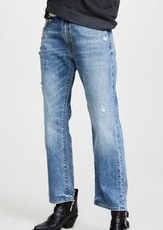 R13 Boyfriend Jeans