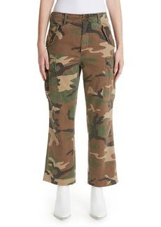 R13 Camo Cargo Pants