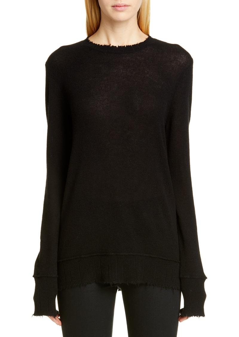 R13 Cashmere Sweater