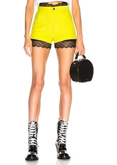 R13 Corduroy Shorts