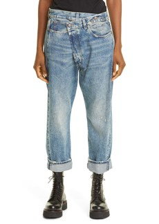 R13 Crossover Jeans (Kelly)