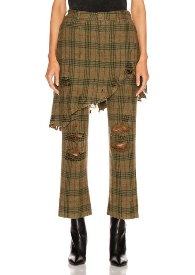 R13 Double Classic Trouser