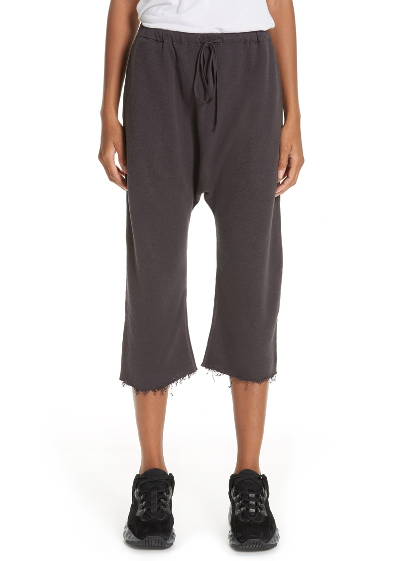 R13 Field Crop Sweatpants