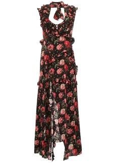 R13 Ruffle Dress