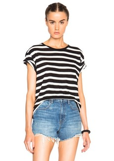 R13 Striped Boy Tee