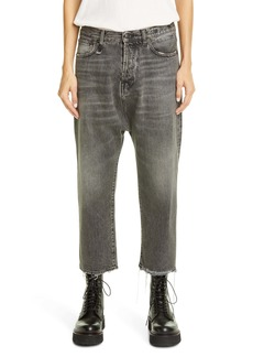 R13 Tailored Drop Crotch Jeans (Leyton)