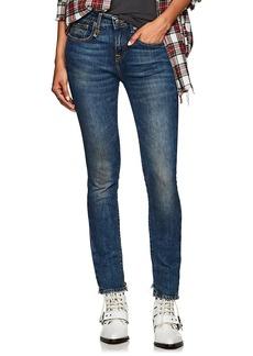 R13 Women's Alison High-Rise Skinny Jeans