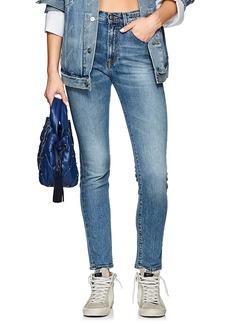 R13 Women's High Rise Skinny Jeans