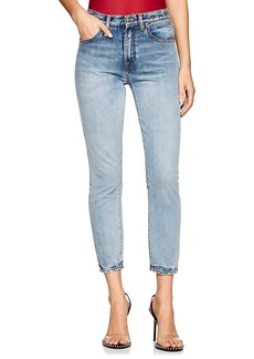 R13 Women's High-Rise Straight Jeans