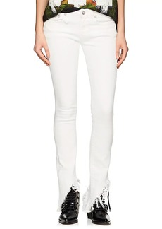 R13 Women's Kate Distressed Skinny Jeans