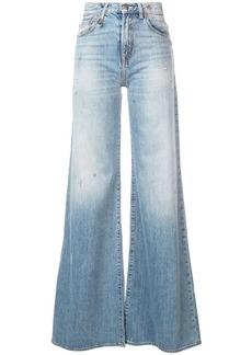 R13 Raegan wide-leg jeans