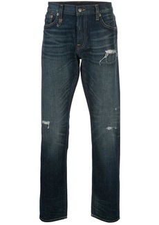 R13 Rhys distressed jeans