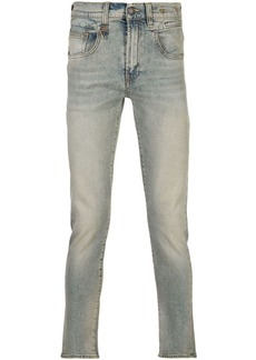 R13 skinny fit jeans
