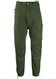 R13 slim-fit cargo trousers