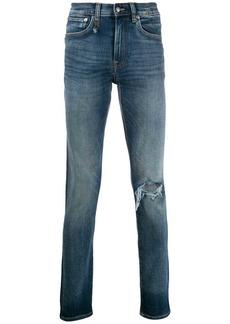 R13 slim-fit jeans