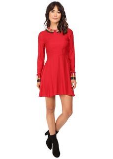 Rachel Antonoff Jessica Fit and Flare Dress