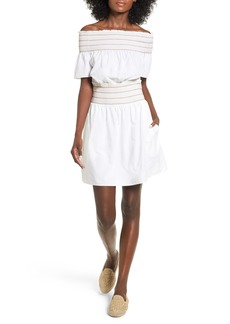 Rachel Antonoff Logan Off the Shoulder Dress