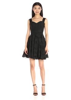 Rachel Antonoff Women's Jonah Ruffle Dress