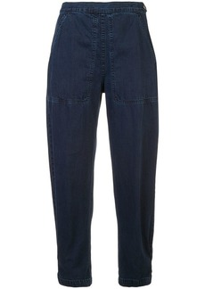 Rachel Comey cropped denim trousers