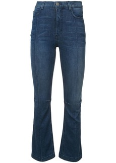 Rachel Comey flared cropped jeans