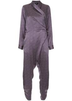 Rachel Comey floral-print jumpsuit