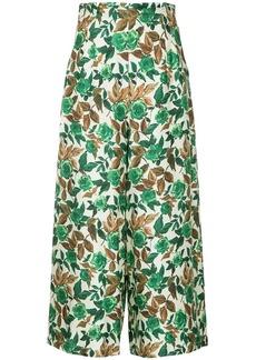 Rachel Comey floral-print trousers