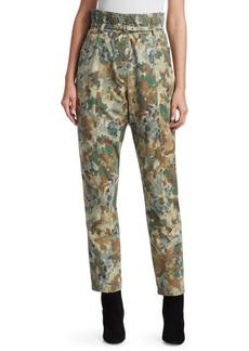 Rachel Comey Lure Camo Paperbag Pants