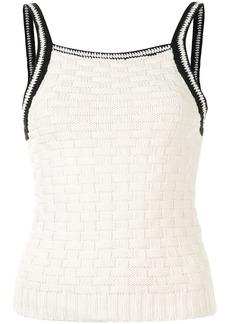 Rachel Comey Okra knitted top