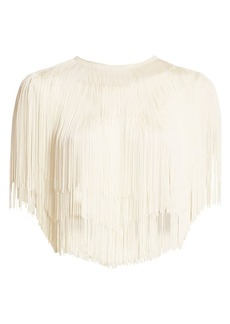 Rachel Comey Orbit Fringe Top