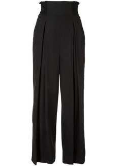 Rachel Comey pleated cropped trousers