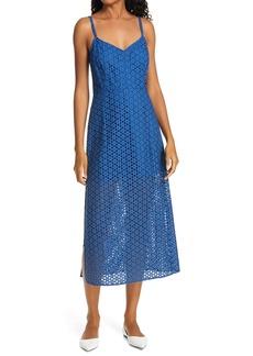 Rachel Comey Agitator Lace Midi Dress