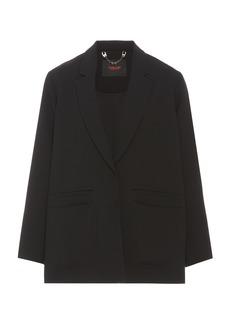 Rachel Comey Andes Oversized Crepe Blazer