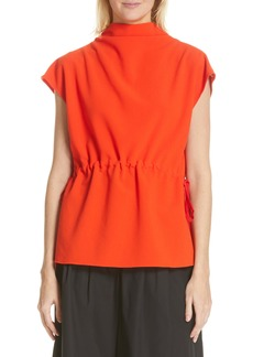 Rachel Comey Augusta Mock Neck Top