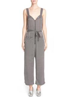 Rachel Comey Bend Front Zip Jumpsuit