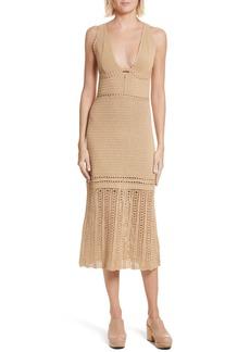 Rachel Comey Contender Crochet Dress