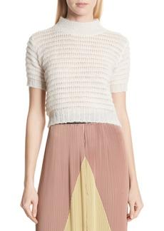 Rachel Comey Crop Knit Tee