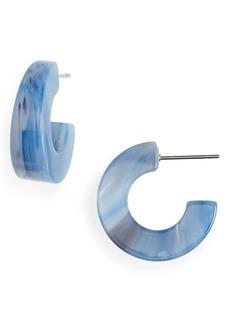 Rachel Comey Cuba Hoop Earrings