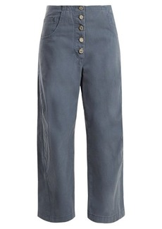 Rachel Comey Elkin cotton-twill chino trousers