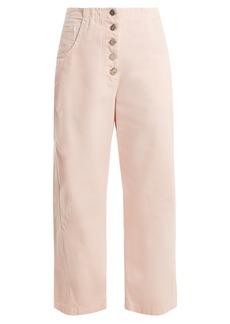 Rachel Comey Elkin mid-rise wide-leg jeans