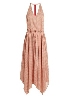 Rachel Comey Frankie stars-print crepe de Chine dress