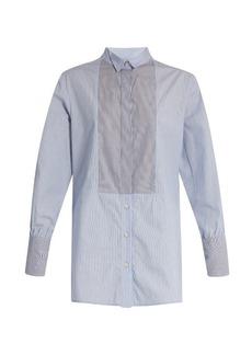 Rachel Comey Griffith striped cotton shirt