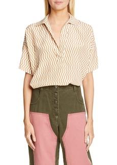 Rachel Comey Jagio Silk Shirt