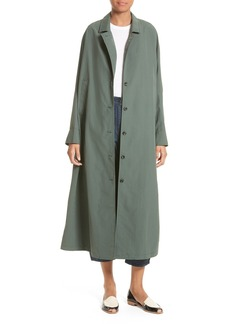 Rachel Comey Kilo Nylon Trench Coat
