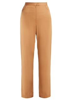 Rachel Comey Menace high-rise straight-leg trousers
